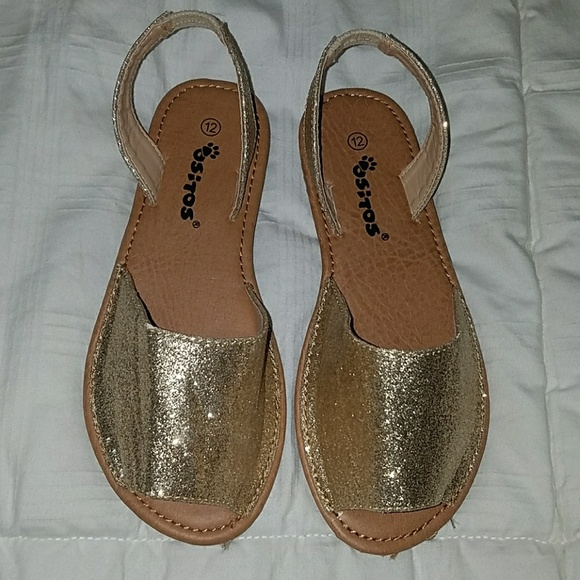 974e78bc3a2675 NWOT Little girl size 12 Pons look alike shoes